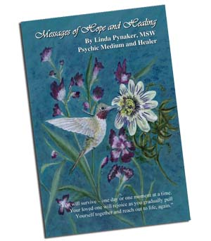 Messages of Hope and Healing Book